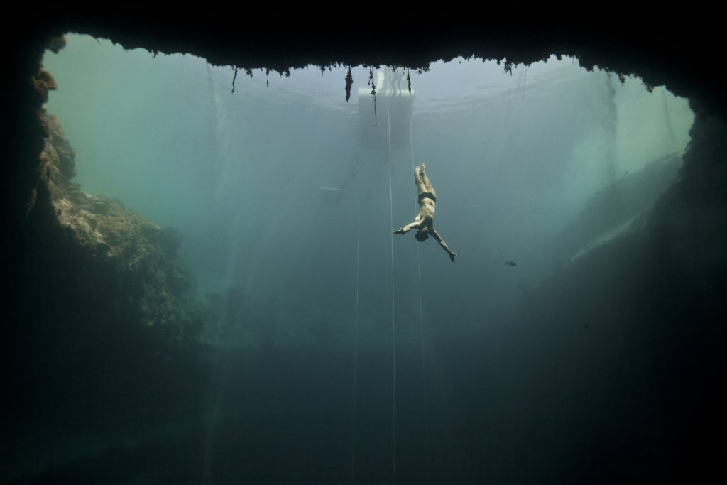 plongée-apnée